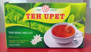Teh Upet (Celup)