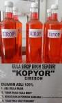Sirup Kopyor