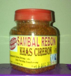 Sambal Rebon (Kering)