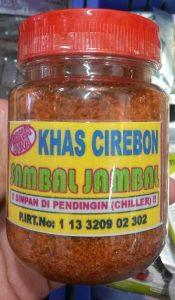 Sambal Jambal (Kering)