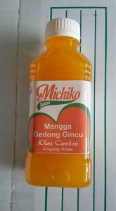 Michiko – Jus Mangga Gedong Gincu